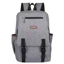 New Fashion Women Backpacks Men School Bag Boys For Teenagers Travel Backpack Large Capacity Laptop Backpacks Oxford Casual Bags etonweag brand leather backpack men school backpacks for boys black luxury school bags big capacity barrel shaped travel luggage