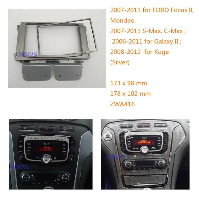 ford mondeo 2007 панель