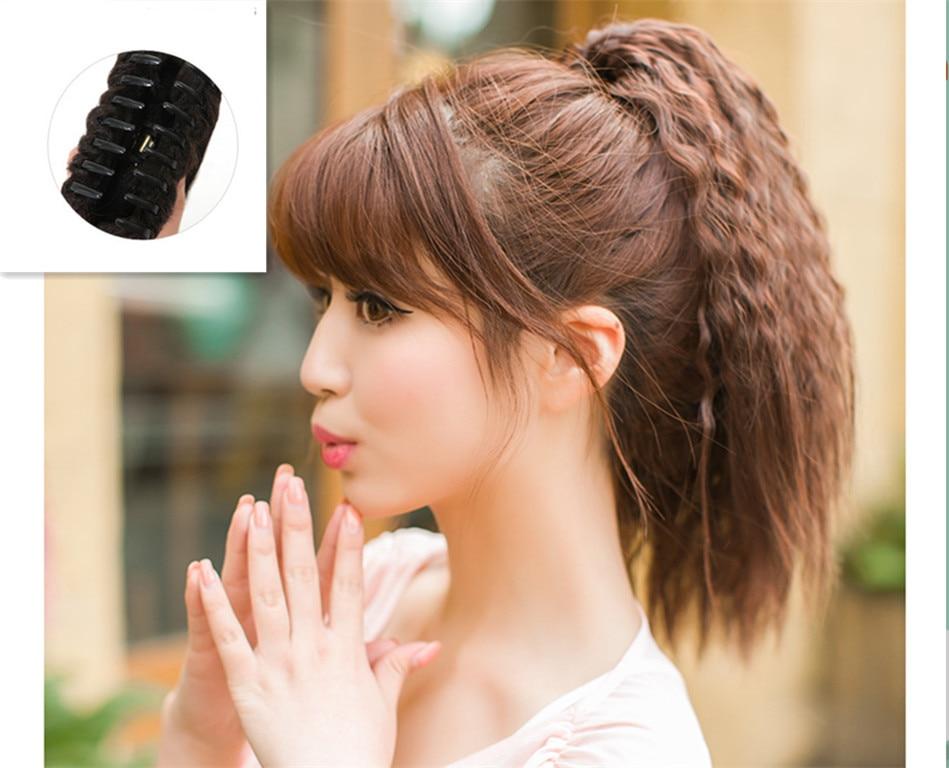 Clip In Ponytails For Short Hair Best Short Hair Styles