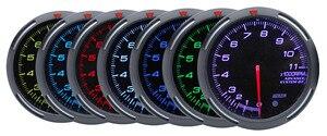 Image 5 - مقياس سرعة الدوران Difi BF 3.75 بوصة 7 ألوان قياس 0 11000 دورة في الدقيقة مع محرك متدرج وضوء تحول السيارة لقياس السيارة