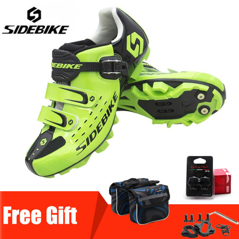 SIDEBIKE Cycling Shoes sapatilha ciclismo mtb 2019 Mountain Bike Self-locking Shoes Bicycle Bike Shoes Professional men sneakersSIDEBIKE Cycling Shoes sapatilha ciclismo mtb 2019 Mountain Bike Self-locking Shoes Bicycle Bike Shoes Professional men sneakers