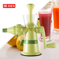 2016 Real Hot Sale Silicone Cozinha Cuisine Kitchen Tools Fruit Juicer Machine Hand Kitchen Mini Baby Juice Making Accessories