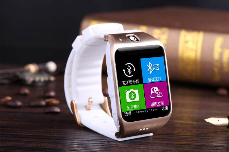 Smart Watch LG118 Bluetooth font b SmartWatch b font WristWatch Build in NFC Camera Support SIM