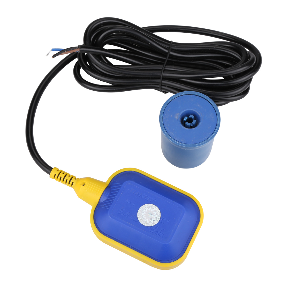 TEK-1 Plastic Water Level Controller Liquid Fluid Water Level Float Switch Controller Contactor Sensor 2M 4M 5M 8M 10M