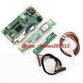 Высокое Качество VGA DVI Жк Плата Контроллера M. RT2261 Для N150X3-L07 LTN150XB-L03 1024*768 LVDS Жк-Панели 100% тест
