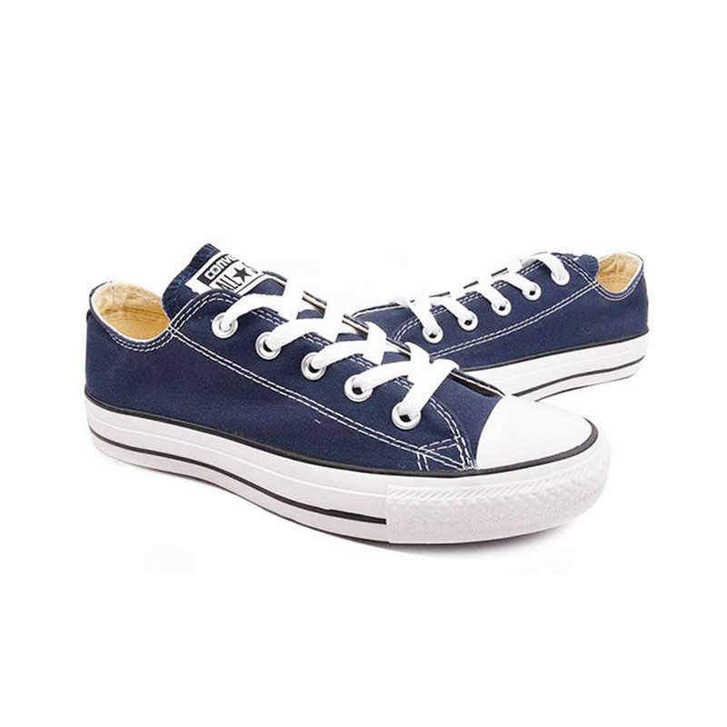 Original Converse all star canvas shoes men's and women's sneakers for men women low classic Skateboarding Shoes free shipping