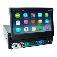 New Monitor Reverse Camera Car Styling 1 Din 7 Inch Android Car Dvd Radio Gps Navigation