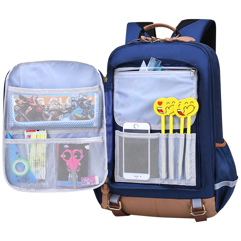 2019 Orthopedic Backpack Schoolbag Cheap Back Pack Kids Travel Bag Kids School Bags For Girl Children Schoo Backpacks Mochila