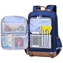 где купить 2019 Orthopedic backpack Schoolbag Cheap Back Pack Kids travel bag kids School Bags for Girl Children schoo backpacks mochila по лучшей цене