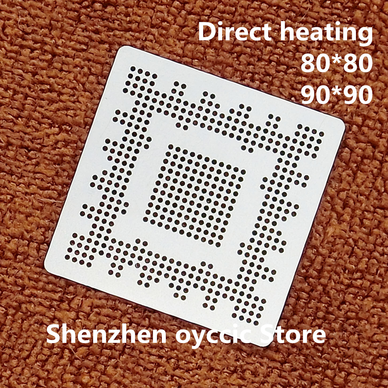 Direct Heating  80*80 90*90  SDP91  SDP91S  BGA  Stencil Template