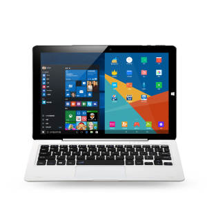 Onda 2-In-1 Tablet Cherry Intel Win10 X5-Z8350 HDMI Android Dual-Os Quad-Core Obook20-Plus