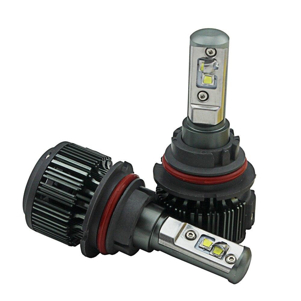 2015 40W 4000LM 9004 9007 V16 C R ee LED Headlight Conversion Kit Driving Lamp Bulb LED Car Light Source 6000K