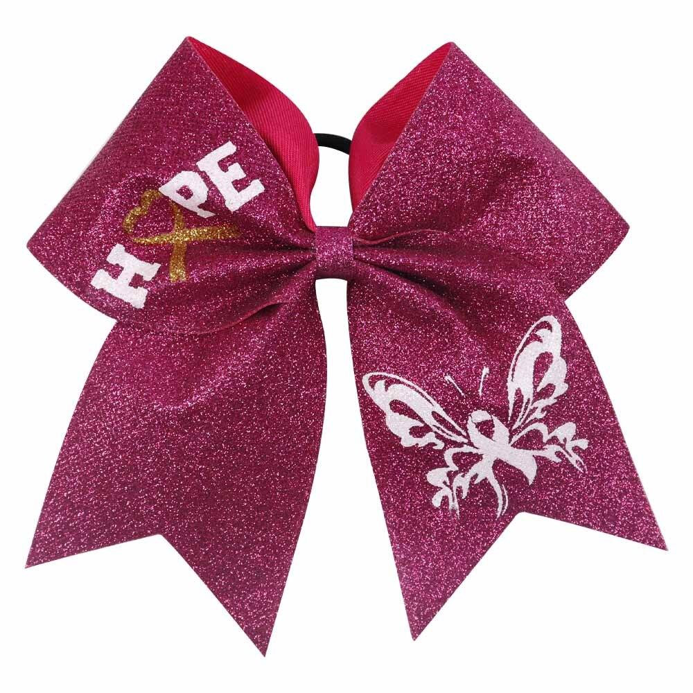 Clips Cute Girls Llama Handmade Ribbon Hair Bow Clasps