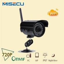 Новые ip-камеры 720 P 1280*720 P, onvif IP Wi-Fi камеры видеонаблюдения P2P, В/Открытый 36IR Безопасности сети IP CCTV Камеры смартфон XMEye