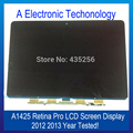 100% Новый Оригинальный ЖК-Экран Для Apple MacBook Pro Retina A1425 2012 2013 Год Испытано Ноутбука Замены Части