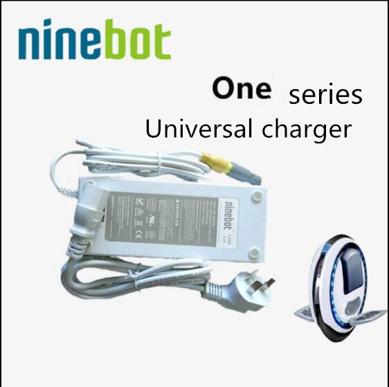 Ninebot one C C E E electric unicycle charger universal power charger original accessories