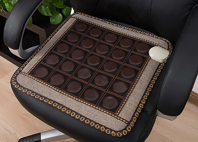 2016 Portable Far Infrared Medical Care Jade Tourmaline Jade Pad/Mat/Cushion For Sale Free Shipping