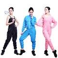 Низкая Цена Похудеть Сауна (костюм Брюки + Пальто) одежда Потеря Веса Сауна Костюмы Для Похудения Брюки Для Похудения Одежда