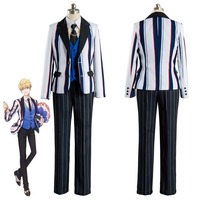 Fate Grand Order Saber Arthur Prototype Cosplay Costume Suit Outfit Jacket Dress Halloween Costumes For Adult