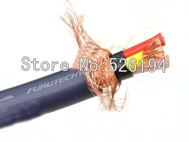 Furutech FP-3TS762 OOC power cable one meter selling разъемы и переходники furutech gs 21 p g