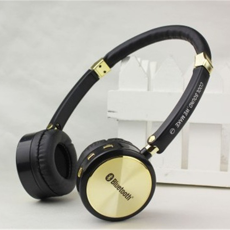 High Quality Brand New Wireless Bluetooth Stereo Super Bass Headphones Headset with Microphone for iPhone Samsung Xiaomi 2016 new metal bluetooth stereo super bass headphones 8600 bluetooth 4 0 high fidelity wireless over ear headset for smart phone