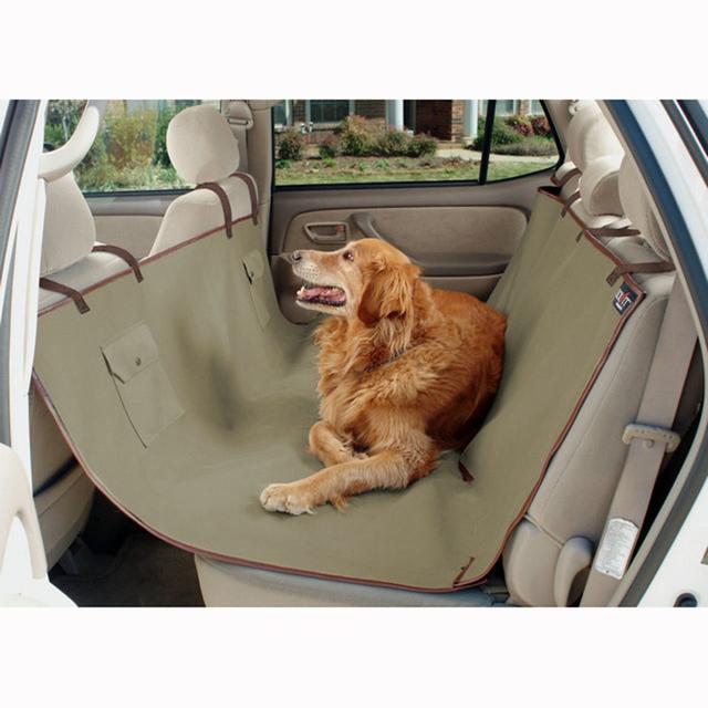 142x145 cm Tampa de Assento Do Carro Do Cão Berço Pet Ambiental viagem Hammock Mat Blanket Com Bolsos Dos Alimentos-Garantia de Qualidade 62314