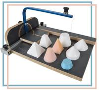 220V Board WAX Foam Cutting Machine Working Table Tool Styrofoam Cutter fast shipping