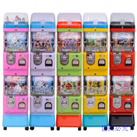 High Quality Cheap Price Coin Operated Games Gumball Capsule Toy Vending Machine (7)
