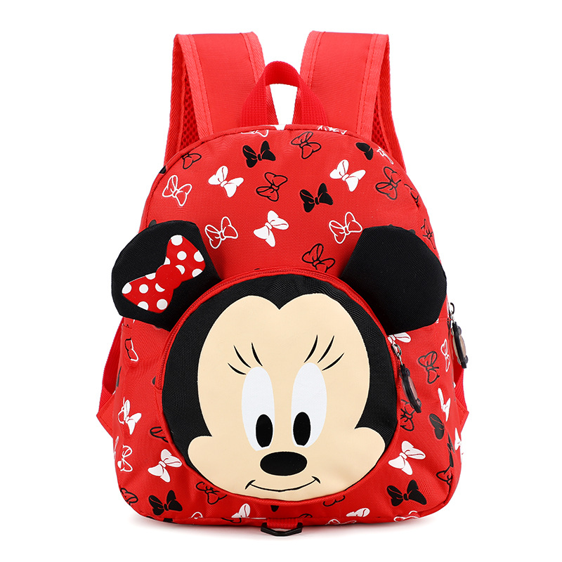 New Bags For Girls Boys Backpack Mickey Cartoon School Bags For Student School Knapsack Baby Bags Mochilas Escolares