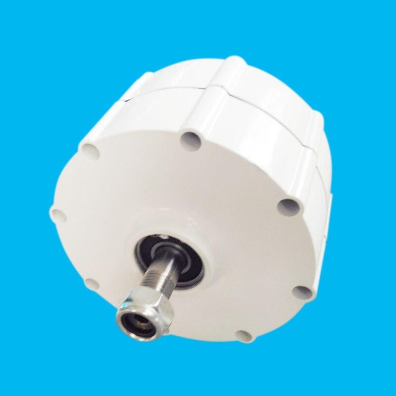 Générateur d'énergie éolienne type 500 w 12 v 24 v 48 v Ac Eolico générateur à aimant Permanent