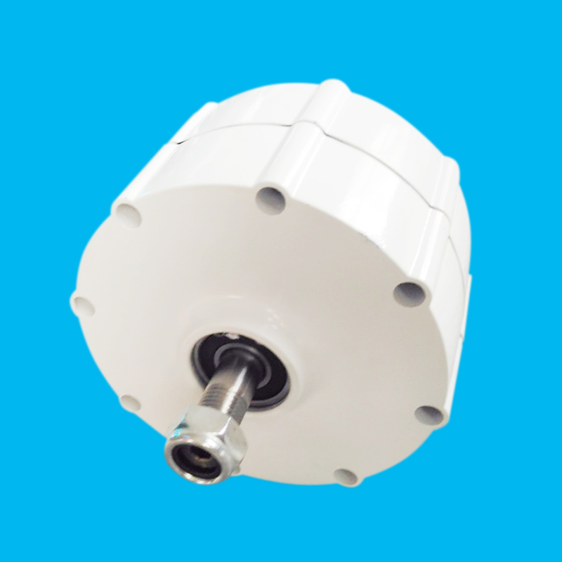 Wind Power Generador type 500w 12v 24v 48v Ac Eolico Permanent Magnet Generator