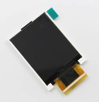 3.3V 1.8 inch 20PIN 16Bit TFT LCD Color Screen Module with Chinese Font ST7735S Drive IC 128(RGB)*160  parallel