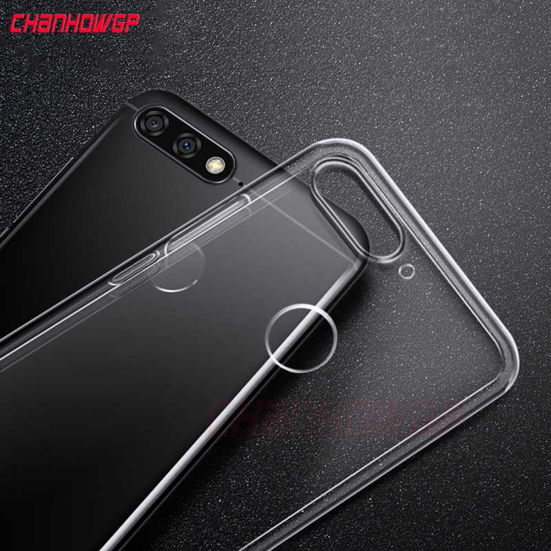 Soft TPU Case For Huawei Y5 Y6 Y7 Prime Y9 2018 P Smart P20 P10 P9 P8 Lite 2017 Mini Nova 2i 3E Honor 7A 7C Pro 7X 8 9 10 Lite
