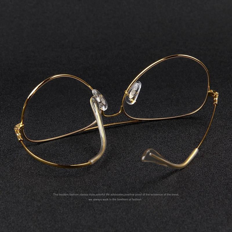MERRYS Fashion Women Titanium Glasses Ramar Män Brand Titanium - Kläder tillbehör - Foto 6