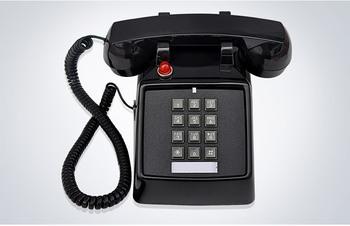 HA (25) T (1) antyczne telefony klasyczne dekoracyjne stała stacjonarny metalowy dzwonek tanie i dobre opinie BINYEAE Przewodowe HA(25)T(1)