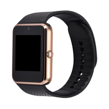 GT08 Bluetooth Smart Watch Phone with Camera for Apple & Android Smartphones