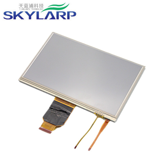 7 inch LTP700WV-F01 LCD Screen Module With Touch Screen Replacement