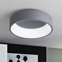 Modern Simple Surface Mounted LED Ceiling Light Round Circle Ceiling Lamp Foyer Bedroom Kitchen Home Decor Lighting Fixture