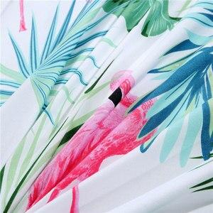 Image 5 - צמחים טרופיים 4pcs ילדה ילד ילד מיטת כיסוי סט שמיכת כיסוי ילד מבוגר סדינים למיטה וציפות שמיכת מצעים סט 61075