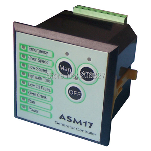 ASM17(replacement for GTR17) generator controller generator controller gtr 168