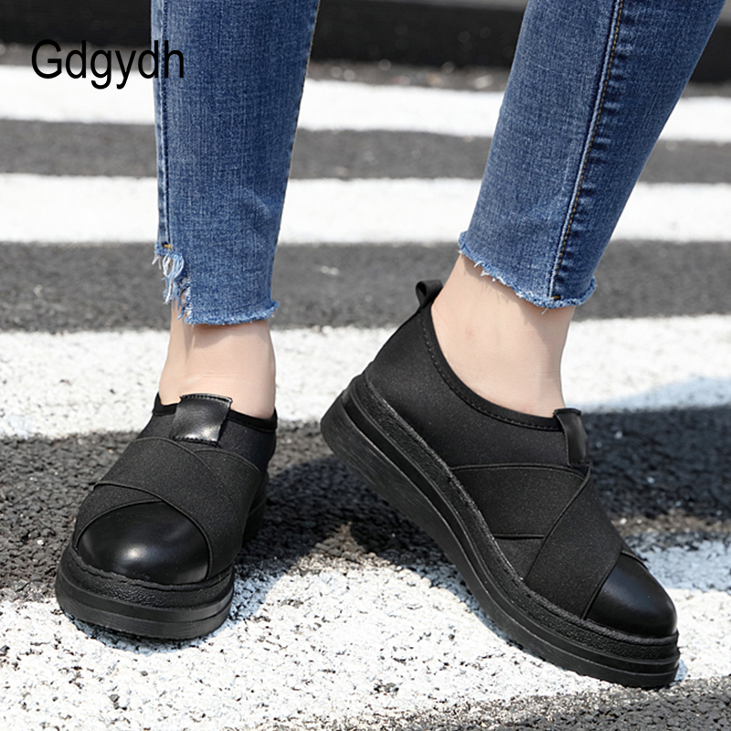 Gdgydh 2018 Spring Autumn Women Vulcanize Shoes