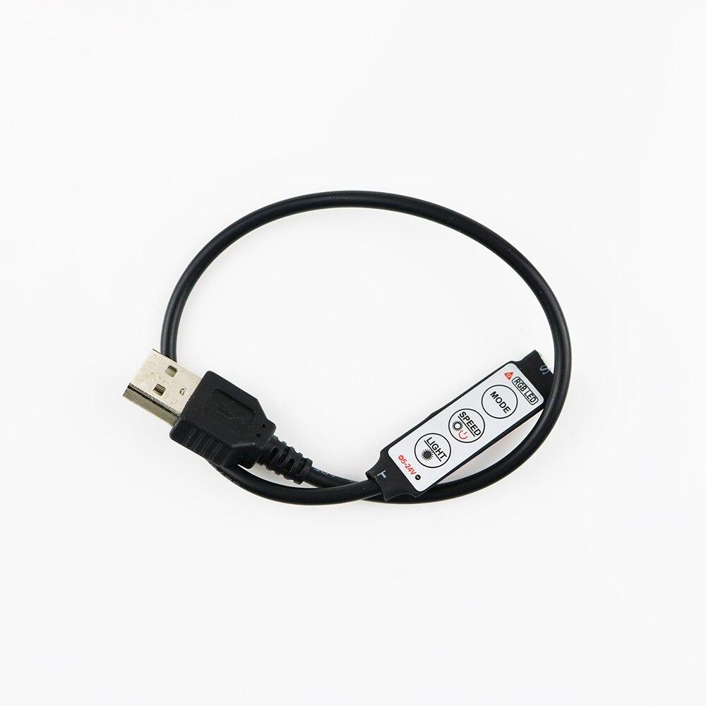 USB RGB Controller Led Dimmer- ը ՝ 4Pin 3keys- ով, - Լուսավորության պարագաներ - Լուսանկար 2