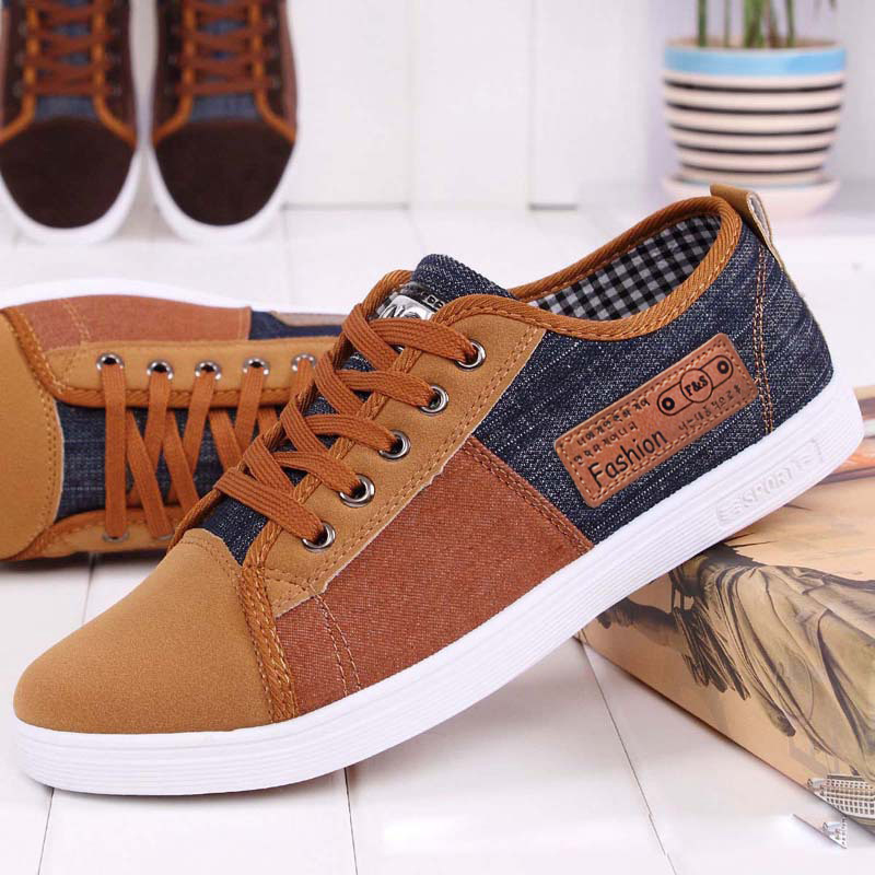 Compare Prices on Canvas Shoes Men Khaki- Online Shopping/Buy Low ...