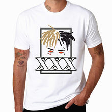 2018 new style good quality hot sale men rock t shirt xxxtentacion funny t shirts camisetas hombre O-Neck Short(China)