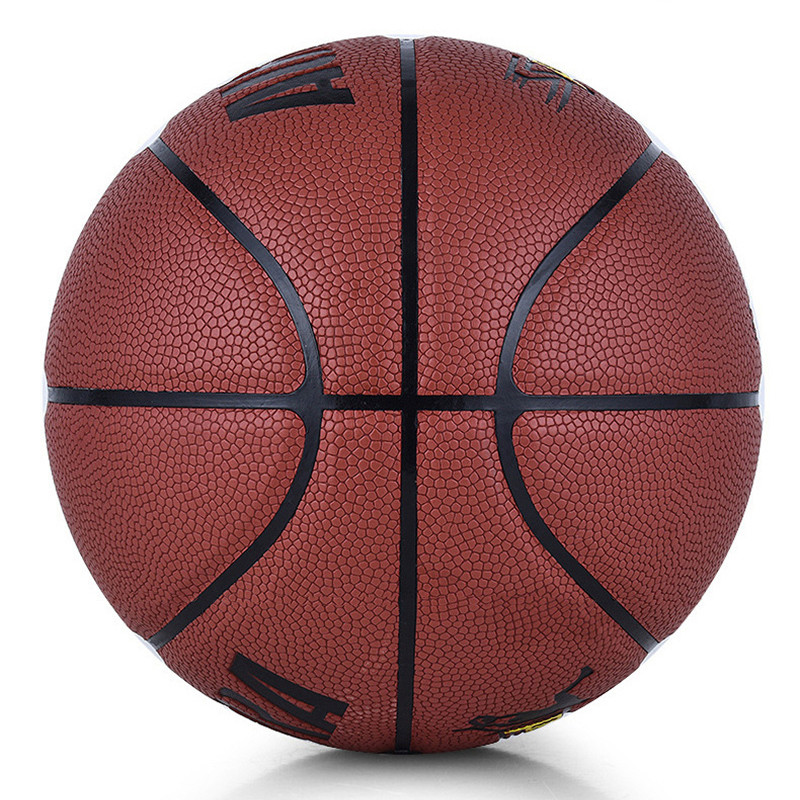 FURRA Professional Standard Basketball Abrasion-Resistant PU Skin Durable Butyl Tube Basketball for Adult Match Trainning SPEED (17)
