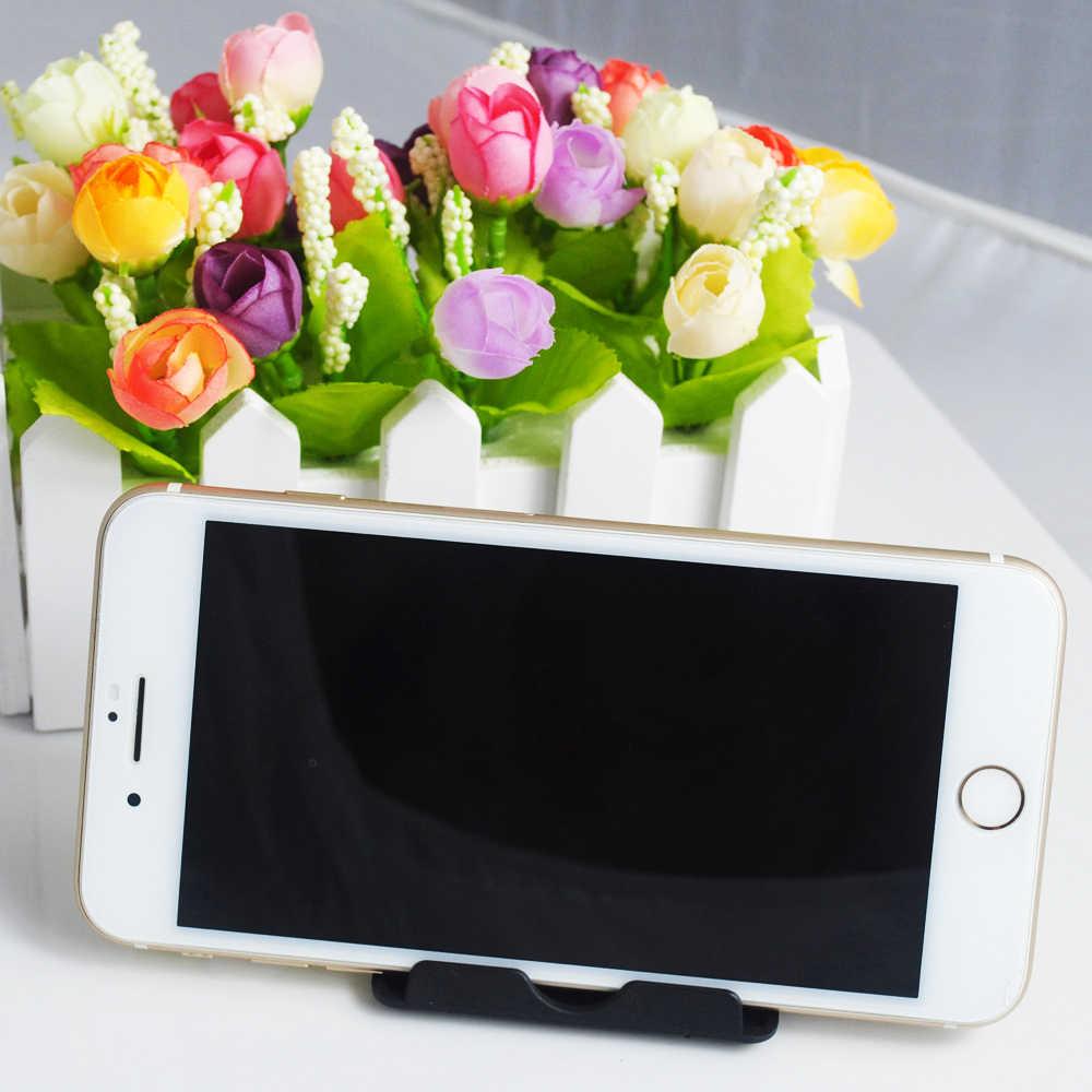Cherie Del Telefono Delle Cellule Del Supporto Del Basamento Per il iPhone XS Max XR Xiao mi mi 9 Samsung S10 REGOLABILE Universal Mobile Tablet scrivania Staffa