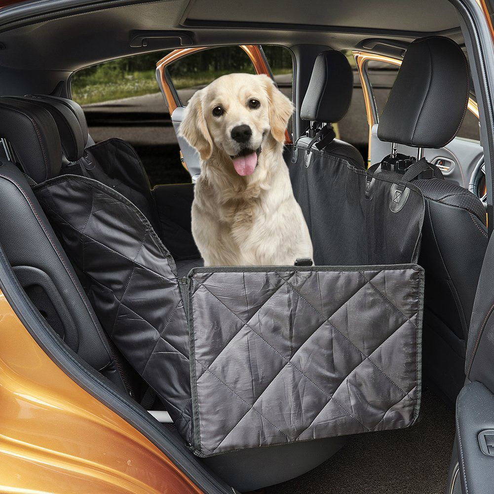 Amazing Us 33 11 28 Off Large Size Car Rear Seat Travel Hammock For Dogs Nonslip Pet Waterproof Back Seat Cover For Car Truck Suv Protector Cushion Mat In Onthecornerstone Fun Painted Chair Ideas Images Onthecornerstoneorg