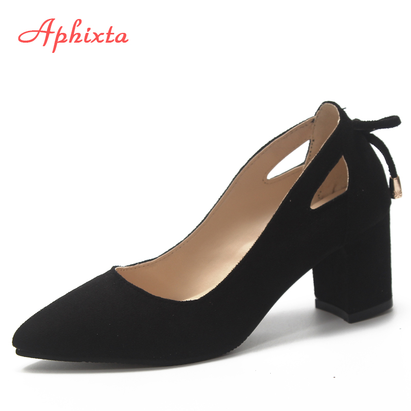 e3d9e28f738b77 Aphixta-Shoes-Women-Square-Heel-High-Pumps-Pointed-Toe-Wedding-Party-Derss-Shoes-Patent-Leather- Suede.jpg
