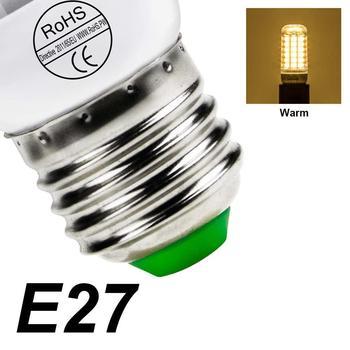 220V GU10 Led Lamp Bulb E14 Led Candle Light Bulb E27 Corn Lamp G9 Led 3W 5W 7W 9W 12W 15W Bombilla B22 Chandelier Lighting 240V 8