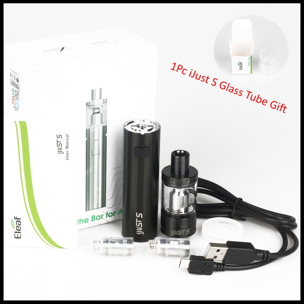 Eleaf iJust S Kit 4ML 3000Mah Capacity Original Eleaf iJustS Electronic Cigarette iJust VS eGo One Pen Vape Kit